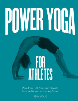 Power Yoga for Athletes Cover