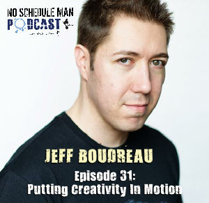 Jeff Boudreau of Jeff`s Musical Car