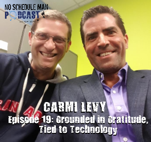 Grounded in Gratitude, Tied to Technology: Carmi Levy – NSM Podcast, Ep. 19