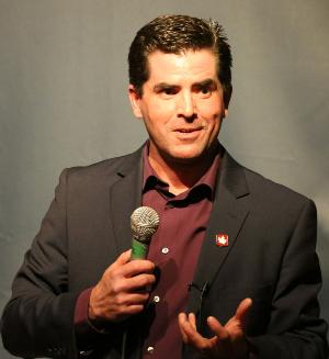 Kevin Bulmer Speaking