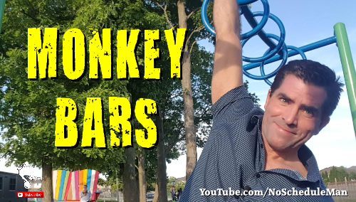 """Monkey Bars"" – How To Think Big & Play With Life"