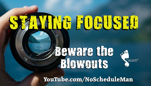 Staying Focused – Separating Great From Good