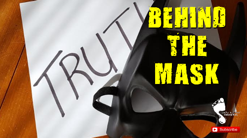 """Behind the Mask"" – Who's The Real You"