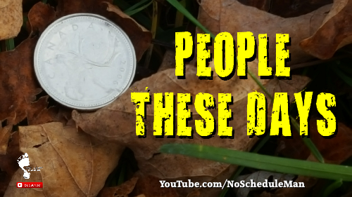 People These Days | Kevin Bulmer Footsteps Video Blog