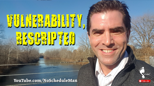 Vulnerability, Re-scripted | Kevin Bulmer Footsteps Video Blog