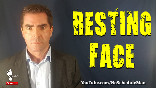 Resting Face – The Message We Send Without Knowing It