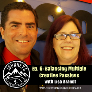 Balancing Multiple Creative Passions - Lisa Brandt