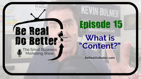 "What Is ""Content?"" 