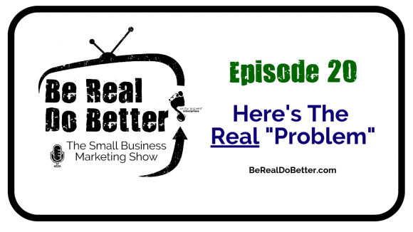 "Here's The Real ""Problem"" 