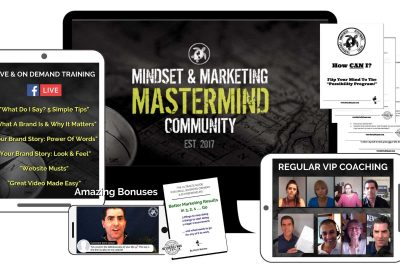 No Schedule Man's Mindset & Marketing Mastermind Community