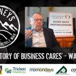 The Story Of Business Cares - Wayne Dunn | Journeys with the No Schedule Man, Ep. 95