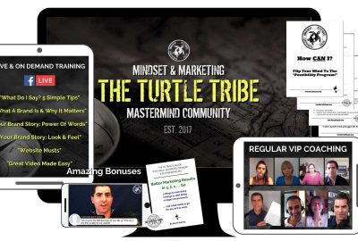 The Turtle Tribe Cover Image